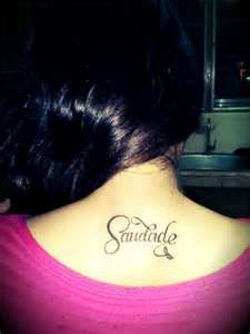 Tattoos of saudade - Bing Images