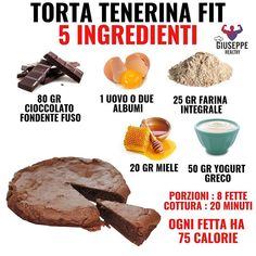 Conseils fitness en nutrition et en musculation. Sweets Recipes, Real Food Recipes, Desserts, Cooking Light, Easy Cooking, Sweet Light, Good Food, Yummy Food, Eating Light