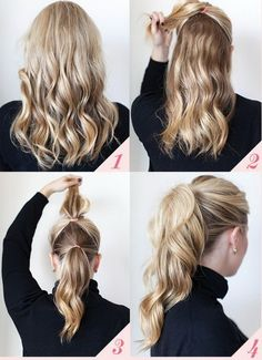 Hair - Haare - Peinados