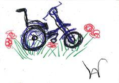 Handbike Gouache, Fun, Ideas, Thoughts, Hilarious