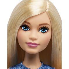 Barbie® Fashionistas™ Doll 22 Chambray Chic - Curvy - Shop.Mattel.com