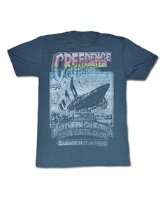 77362cb9dc7 Fire Pose KISS T-Shirt. Another great find on  zulily! Navy Creedence  Clearwater Revival Tee - Men s Regular