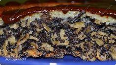 Кулинария Мастер-класс Рецепт кулинарный Хрустящий маковый пирог с овсяными хлопьями Продукты пищевые фото 1
