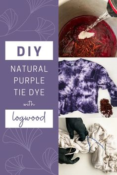 A helpful DIY Natural guide to making your own tie dye shirt. Easy to follow YouTube video tutorial included in this blog post as well!#tiedye #naturaldye #diytop #diyclothing #diytiedye #diynaturalclothing #diy #naturaltiedye Natural Clothing, Diy Clothing, Diy Natural Tie Dye, Tie Dye Tutorial, Reuse Clothes, Bleach Tie Dye, Diy Tops, Make Your Own Clothes, Dye Shirt