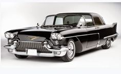 1956 Cadillac Eldorado Brougham Town Car concept – Click above for high-res image gallery These days, automakers routinely unveil concept cars an Cadillac Eldorado, Cadillac Escalade, Cadillac Ct6, General Motors, Detroit, Us Cars, Rat Rods, Car Car, Car Vehicle