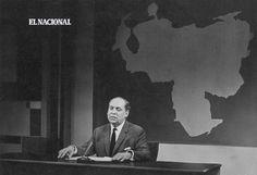 """El escritor, Arturo Uslar Pietri en su programa televisivo """"Valores Humanos"""". (ARCHIVO EL NACIONAL)"""
