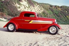 """1933 Ford Coupe, """"Eliminator,"""" owned by Billy F Gibbons of ZZ Top"""