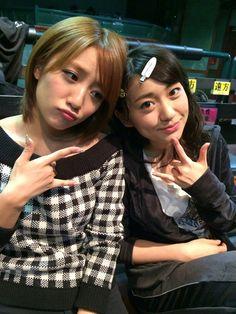 Takahashi Minami & Yuko Oshima