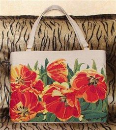 (2) Gallery.ru / Фото #1 - сумка с тюльпанами - homjchok
