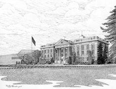 Skagit                                             County - Mount Vernon, Washington Washington Court House, Washington State, State Court, Mount Vernon, Pacific Northwest, North West, Countryside, Seattle, Lost