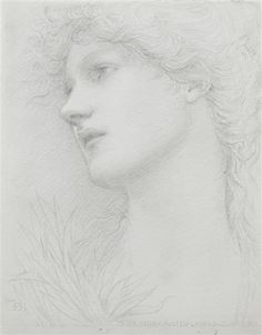 Artworks of Edward Burne-Jones (British, 1833 - 1898) from galleries, museums and auction houses worldwide.