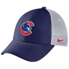 05e1f8a736098 Chicago Cubs Aerobill Classic 99 Meshback Flex Fit Hat by Nike