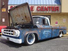 1966 Dodge D-100   Flickr - Photo Sharing!