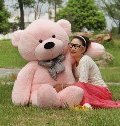 Huge Teddy Bears, Large Teddy Bear, Giant Teddy Bear, Teddy Bear Toys, Teddy Photos, Teddy Bear Pictures, Big Plush, Cute Plush, Bear Tumblr