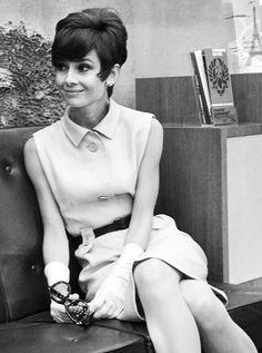 audreyandmarilyn: Audrey Hepburn at Orly Airport in Paris, August Golden Age Of Hollywood, Vintage Hollywood, Classic Hollywood, Audrey Hepburn Movies, Audrey Hepburn Born, British Actresses, Actors & Actresses, Yves Saint Laurent, Roman Holiday