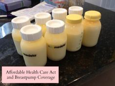 Breastpumps are now covered through insurance companies under the Affordable Care Act. This article covers questions to ask your provider.