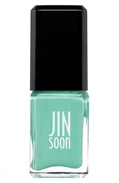 We would love to visit the Painted Ladies, but in the meantime we'll settle for pampering our nails with JINsoon's 'Painted Ladies' Nail Lacquer.