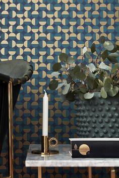 Kollektionen Scandinavian Designers II från Boråstapeter