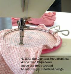 Sew Outside the Lines™ with Jody Pearl: Free Machine Embroidery Tutorial & a Confession
