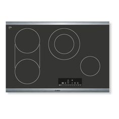 Shop Bosch 800 Series Black Smooth Surface Electric Cooktop at Lowe's Canada. Find our selection of cooktops at the lowest price guaranteed with price match. Induction Heating, 4 Element, Single Wall Oven, Electric Cooktop, Pan Sizes, Kitchen Timers, Countdown Timer, Kitchen Upgrades, Black Stainless Steel