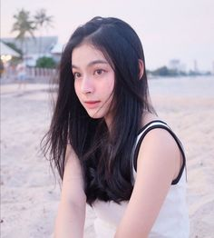 Cute Young Girl, Cute Girls, Bullet Journal Aesthetic, Ulzzang Korean Girl, Cute Gay Couples, Selfie Poses, Aesthetic Girl, Art Girl, Stylish Outfits