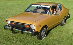 Our Sunny, the Datsun B210. This is the first car I remember. It was a coupe; it was bright orange--obviously it belonged to my mother. I'm not sure what year they bought the car, but Datsun only manufactured the B21o between 1973 and 1978. People say the B210 is one of the ugliest cars of all time (I think my dad certainly thought so). But just looking at this picture gives me joy. Just looking at it makes me think of the carport at our house in Venice Beach--there was no garage--and…