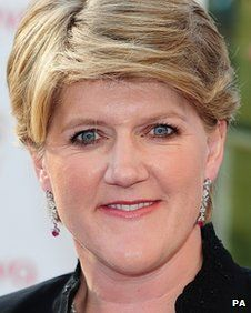 Clare Balding is watching you.