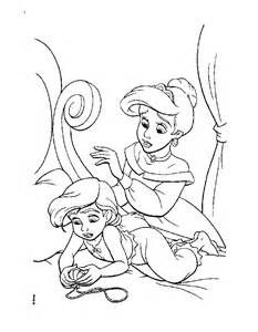 baby disney princess coloring pages bing images
