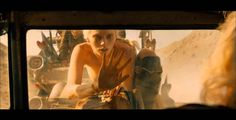 Out here, everything hurts...MAD MAX FURY ROAD starring Tom Hardy, Charlize Theron and Nicholas Hoult has a new trailer