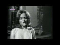 France Gall - Mes premieres vraies vacances (1964) en stéréo HQ - YouTube