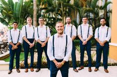 suspenders and bowties
