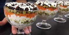 Давно забытый, но очень вкусный салат «Прага» http://optim1stka.ru/2017/10/28/davno-zabytyj-no-ochen-vkusnyj-salat-praga/