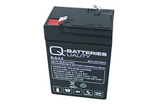 http://ift.tt/1QR81C3 Akku Batterie Huanyu HYS 640 6V 45Ah AGM Blei Gel wie 4Ah 42Ah 45Ah 5Ah kompatibel &(bibemip)#