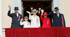 17. Mai, The Norwegian National Day. The Royal Family of Norway.