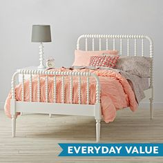 Love this bed frame! (even if it's technically meant for kids)