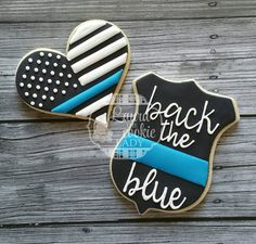 Cookies by 'The Cookie Lady' https://www.facebook.com/lauracookielady/