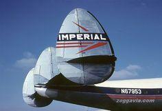 [c/n 1964] [oct44-1964] [C69/L049] Lockheed Constellation [N67953] [Imperial Airlines] [1960] [1962]