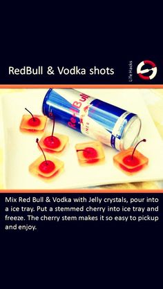 Great Idea For The Adults. Get One Of Your 5 A Day Plus An Alcholic Kick  Party With A Difference!