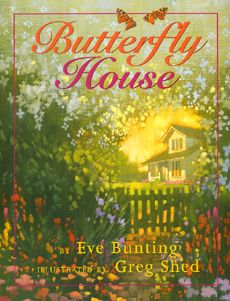 Butterfly House by Eve Bunting: With the help of her grandfather, a little girl makes a house for a larva and watches it develop before setting it free. And when the girl grows old, the butterflies come back to return her kindness. Science Books, Teaching Science, Life Science, Teaching Ideas, Elementary Science, Teaching Tools, Nature Activities, Activities For Kids