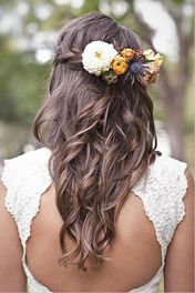 Wear to Stand Out ❤'s this Wedding Hairstyle!