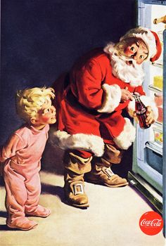 See how the great man has morphed from Nikolaos the wonder-worker in the fourth century to the jolly man in red we know and love today ... get ready for frescoes, stick-em-ups and Norman Rockwell