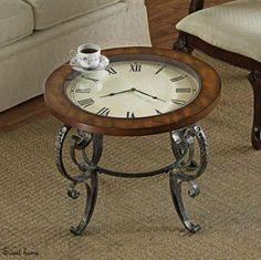 супер столик-часы!!!