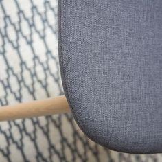 Zen silla gris