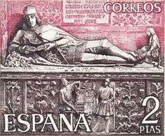 CATEDRAL DE SIGÜENZA / Don Martín Vázquez de Arce 'Doncel de Sigüenza', formado en artes, letras y armas, fue paje de don Diego Hurtado de Mendoza (1417-1479), 'I Duque del Infantado', acompañando al ejército castellano en distintas campañas contra los musulmanes.  En julio de 1486, El Doncel encontró la muerte en tierras granadinas durante una emboscada musulmana. Años más tarde su cuerpo fue trasladado a Sigüenza, donde la familia había adquirido una capilla en la Catedral.