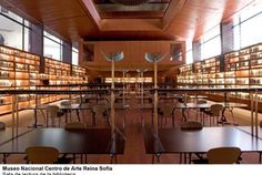 Reina Sofía Museum.   http://inmadrid.org/places/general-locations-of-interest/