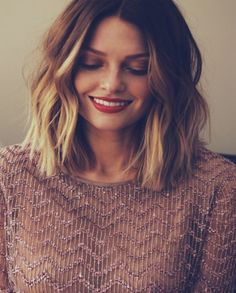 Shoulder Length Haircuts 2016 - 2017                              …