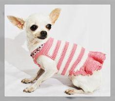 Las 38 Mejores Imágenes De Vestidos Para Perritas Mascotas