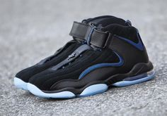The Nike Air Penny 4 retro in its original Orlando Magic colors is available now. Nike Basketball Shoes, Nike Shoes, Sneakers Nike, Latest Sneakers, Sneakers For Sale, Sneaker Bar, Nike Kicks, Shoe Deals, Sneaker Release