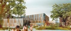 Gallery - Helsingborg Hospital Extension Winning Proposal / Schmidt Hammer Lassen Architects - 2