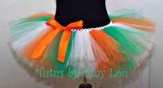 Tomboy Stripe St. Patrick's Day Irish Costume by TutusByAmyLou